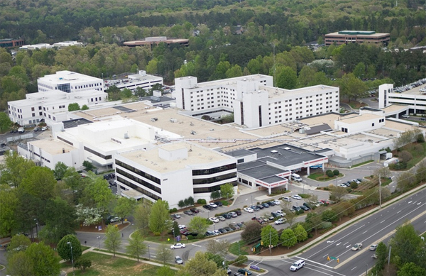 Rex Hospital in Raleigh NC
