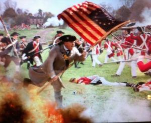 Patriot war