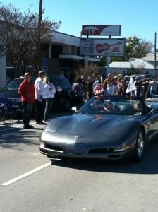 Veteran's Day Parade in Morehead City NC
